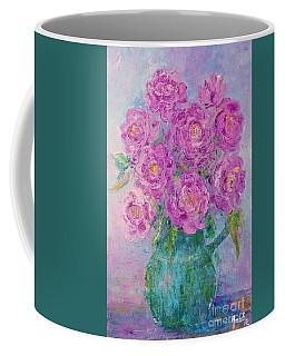 My Summer Roses Coffee Mug