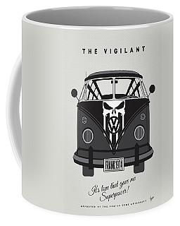 My Superhero-vw-t1-punisher Coffee Mug