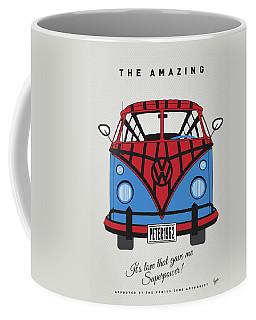 My Superhero-vw-t1-spiderman Coffee Mug
