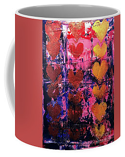 Loving Hearts Coffee Mug