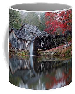 My Version Of Mabry Mills Virginia  Coffee Mug