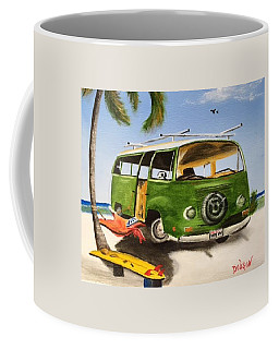 My Vw Van Coffee Mug