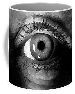 My Window In Bw Coffee Mug