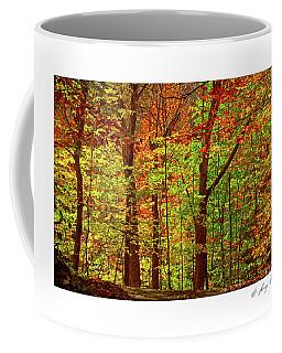 My Woodlands Ver 4 Coffee Mug