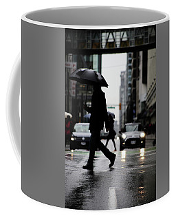 Coffee Mug featuring the photograph My World Hers Two by Empty Wall