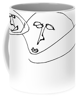 Myrtle And Magnus Were Such An Unlikely Couple Coffee Mug