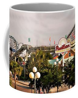 Myrtle Beach Pavillion Amusement Park Coffee Mug