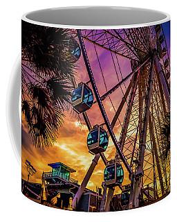 Myrtle Beach Skywheel Coffee Mug