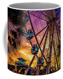 Myrtle Beach Skywheel Coffee Mug