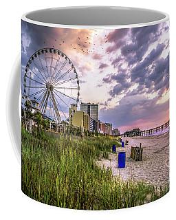 Myrtle Beach Sunrise Coffee Mug