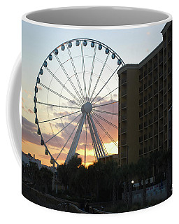Myrtle Beach Sunset 2 Coffee Mug