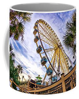 Myrtle Beach Sunset Coffee Mug