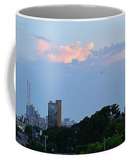 Myrtle Beach Sunset Coffee Mug by Gordon Mooneyhan