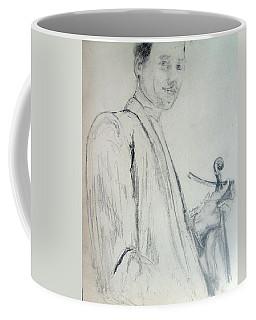 Myself With A Violin Coffee Mug