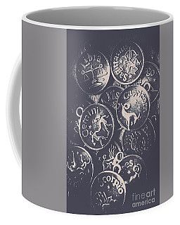 Mysteries Of The Horoscopes Coffee Mug