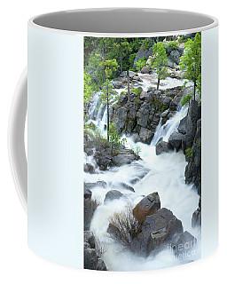 Mysterious Falls In Yosemite Coffee Mug