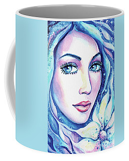 Mysterious Flower Coffee Mug