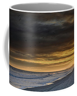 Mysterious Myrtle Beach Coffee Mug by Kelly Reber