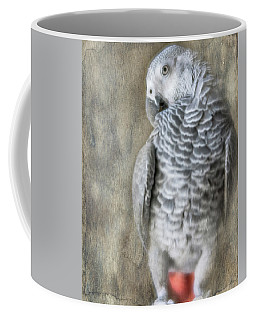 Mysterious Parrot Coffee Mug