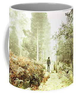Mysterious Trail Coffee Mug