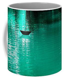 Mystery Boat Coffee Mug