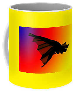Mystery In Flight Coffee Mug
