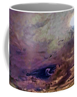 Coffee Mug featuring the photograph Mystery by Roberta Byram