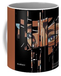 Mystery Woman 2 Coffee Mug
