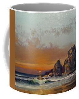 Mystic Beach Coffee Mug