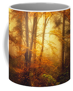 Mystic Fog Coffee Mug