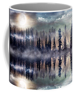 Mystic Lake Coffee Mug