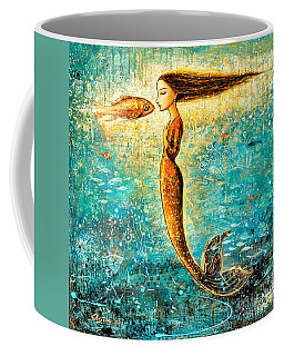 Mystic Mermaid Iv Coffee Mug