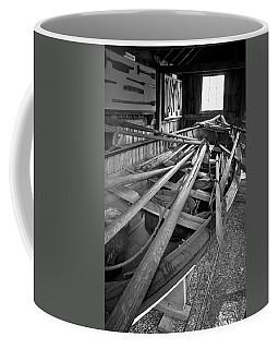 Mystic Seaport Whaling Boat Coffee Mug