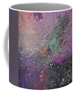 Coffee Mug featuring the painting Mystical Dance by Michael Lucarelli