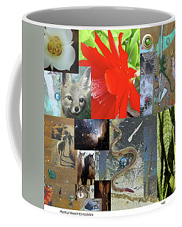 Mystical Desert Compilation Coffee Mug