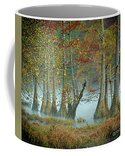 Mystical Mist Coffee Mug by Iris Greenwell