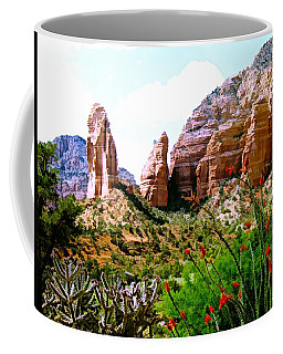 Mystical Red Rocks - Sedona, Arizona Coffee Mug