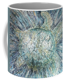 Mystical Sea Turtle Coffee Mug