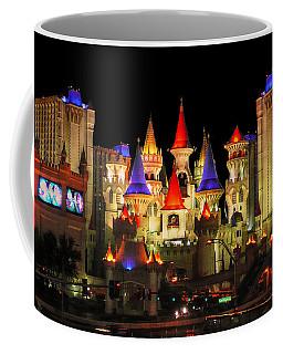 Mythologic Palace Coffee Mug