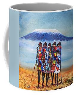 N 159 Coffee Mug