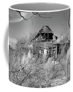 Coffee Mug featuring the photograph N C Ruins 2 by Mike McGlothlen