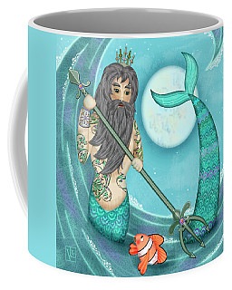 N Is For Neptune Coffee Mug