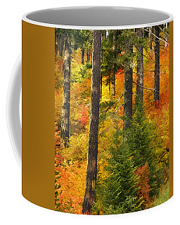N W Autumn Coffee Mug