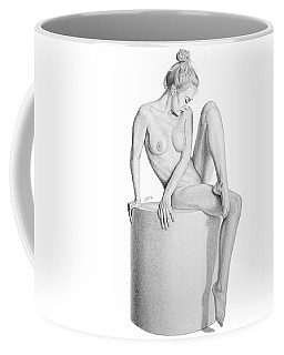 Nadia Coffee Mug by Joseph Ogle