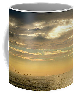 Nags Head, Nc Sunrise Coffee Mug