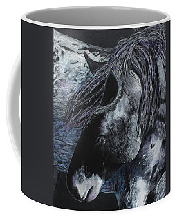 Nahokey Coffee Mug by Jeanne Fischer