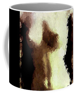 Naked Female Torso  Coffee Mug