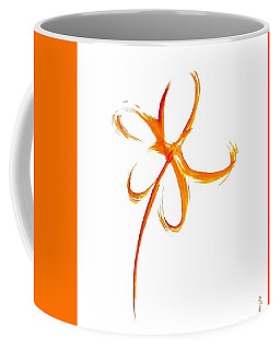 Naked Flower Coffee Mug
