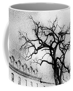 Naked Tree Coffee Mug by Celso Bressan