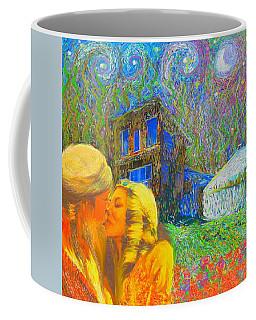 Nalnee And James Coffee Mug